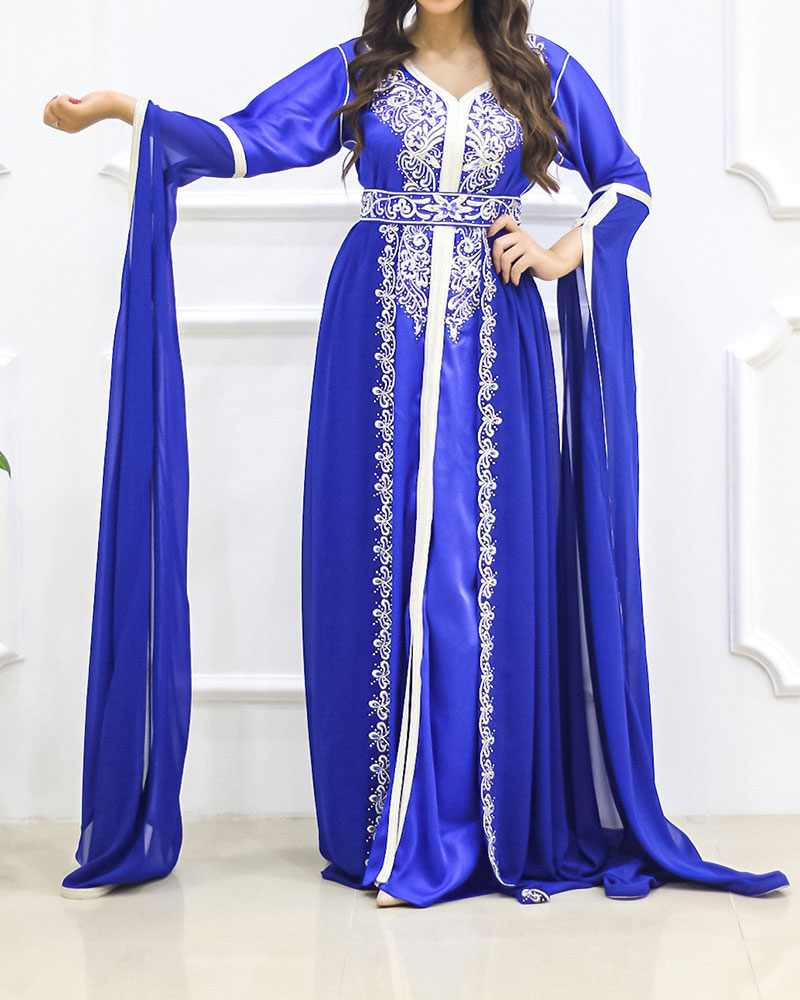 Royal Moroccan Caftan